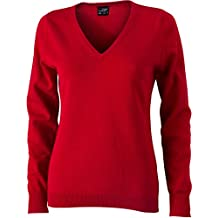 quality design 0f60a c180c Suchergebnis auf Amazon.de für: roter pullover damen