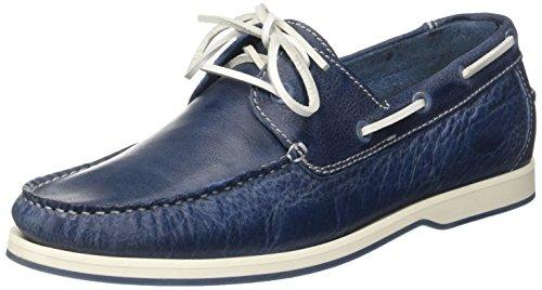 BATA 8549189, Mocassins (loafers) homme Bleu