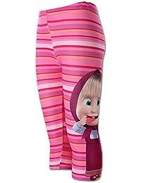 Masha y el Oso - Leggings - para niña - 920-300