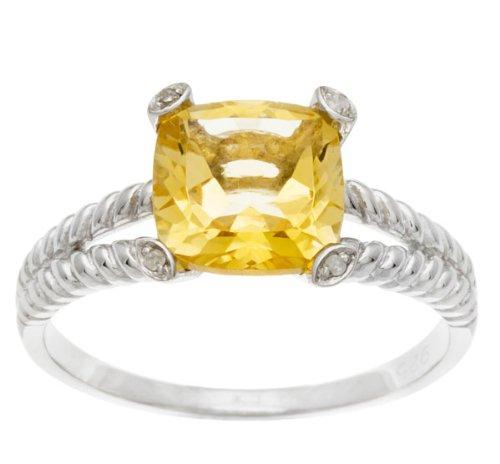 26-ct-cuscino-shirtzshop-citrino-e-con-anello-in-argento-con-corda-argento-sterling-15-cod-r116bv08c