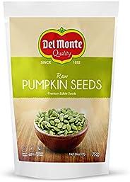 Del Monte Raw Pumpkin Seeds Pouch, 250 g