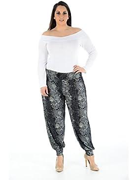 LAVISHCO - Pantalón - harem - para mujer