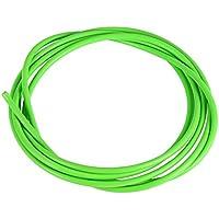 Dioche Cable de Frenos, Cable de Freno Desviador de Cables de Freno Cable de Compensación Cable de Freno Interno para Bicicletas Mountain Road Bikes(5mm刹车线-Verde)
