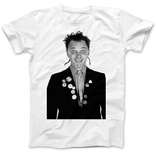 Rik Mayall Young Ones T-Shirt 100% Premium Cotton
