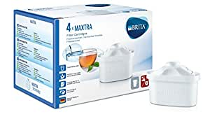 BRITA MAXTRA Water Filter Cartridges - Pack of 4
