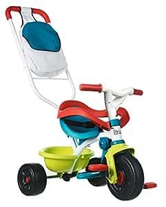 Smoby 444246 - Be Move Komfort Pop Dreirad