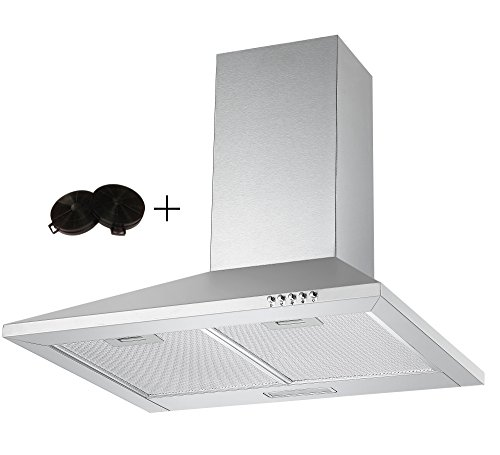 unbranded-ch600ss-60cm-chimney-cooker-hood-in-stainless-steel-with-filters