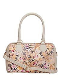 Satya Paul Women's Shoulder Bag (Beige)