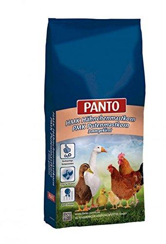 Panto Hamburger Leistungsfutter HL Hähnchen und Putenmast 3 mm gekörnt Premiumfutter