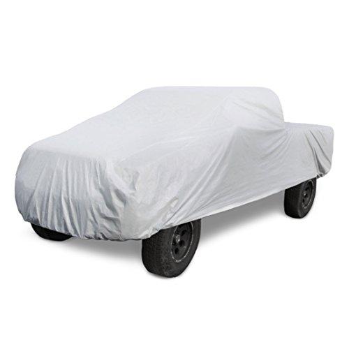 sourcingmap® S 210D Oxford Tuch Pickup PKW Deckung Wasserdicht Anti-UV Hitze 513x190x173CM DE