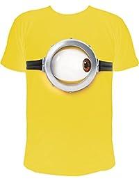 MINIONS - Camiseta - redondo - para hombre