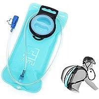 elecfan 2 Liter Trinkblase mit Schlauch, Outdoor Sports Fahrrad Camping Klettern Wasser Taschen für Outdoor-Radfahren... preisvergleich bei billige-tabletten.eu
