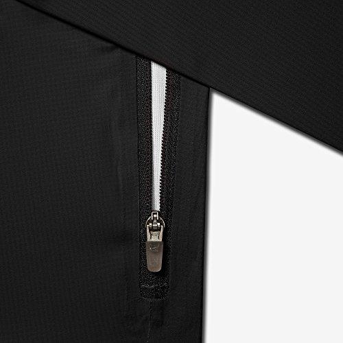 Nike Damen Hypershield Light Jacket Chaqueta-Mujer schwarz / silber