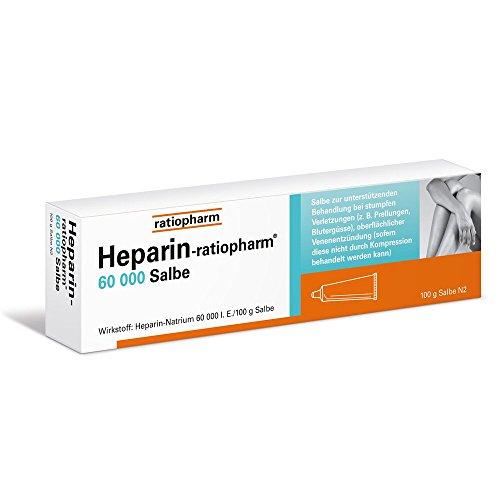 Heparin-ratiopharm 60000 100 g