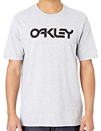Oakley Camiseta 50-Mark II Heather Gris
