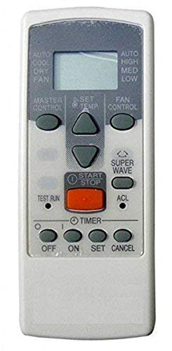 Remote Control Model No 23 Works for Window/Split O General AC