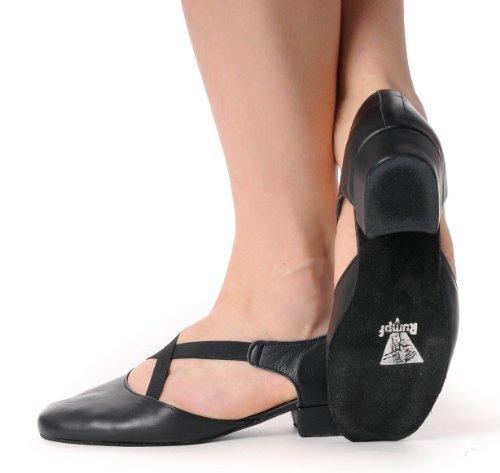 RUMPF Griechische Sandale schwarz - 6