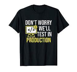 Software Entwicklung Prozess IT Coder Informatiker Coding T-Shirt