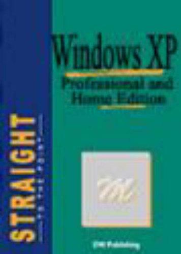 Windows XP par ENI Development Team