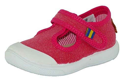 Kavat  Mölnlycke, Baskets pour garçon Pink (Cerise)
