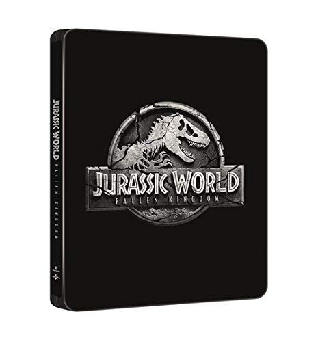 Jurassic World Fallen Kingdom UK Steelbook 4k Uhd+3D+Bluray+Digital download 2018 Limited Edition Region Free