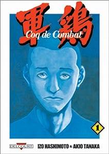Coq de Combat Edition simple Tome 1