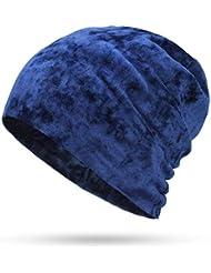 AEGKH 2018 Diamante Gorritas Decorativas Sombrero de Terciopelo de Invierno Sombrero de Las Señoras Mujer Cálidos