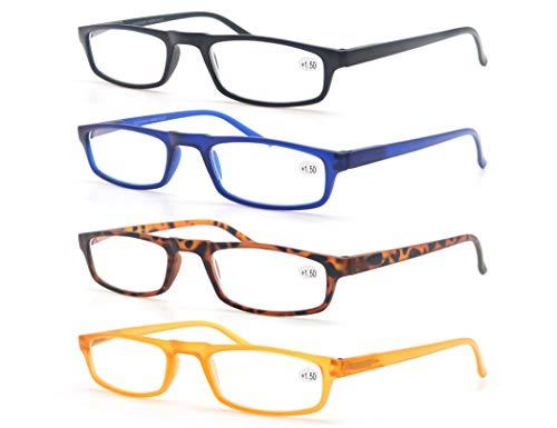 Un Pack Cuatro Gafas Lectura 2.5 Hombres/Mujeres