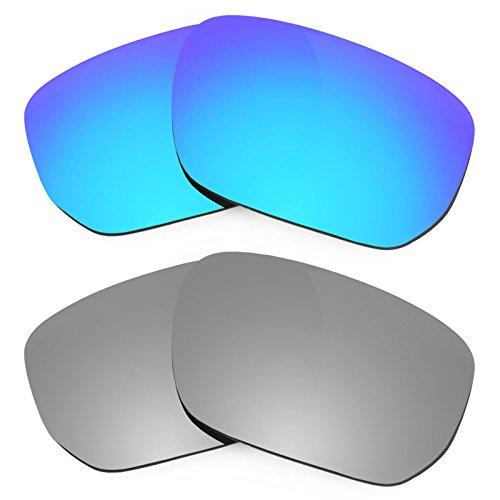 Revant Ersatzlinsen für Oakley Style Switch Polarisiert 2 Paar Kombipack K004