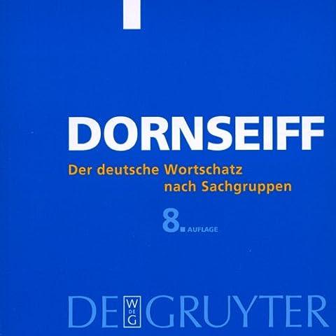 Der deutsche Wortschatz nach Sachgruppen. CD-ROM für Windows ab 95