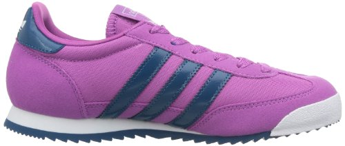 Adidas Originals Dragon w, Baskets Mode Damen Pink - Mauve