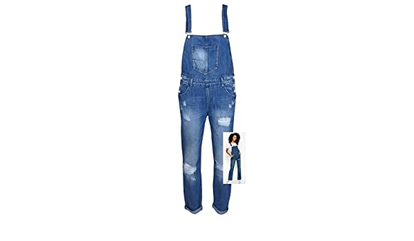 Clothes, Shoes & Accessories Jumpsuits & Playsuits Zara Denim Baisx Dungaress With Pockets To Rank First Among Similar Products
