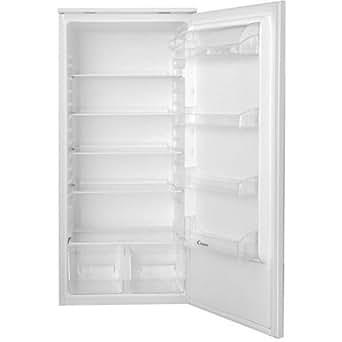 Candy CFBL 2150 E Intégré 215L A+ Blanc réfrigérateur - Réfrigérateurs (215 L, N-ST, 43 dB, A+, Blanc)