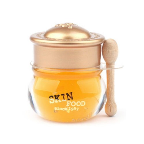(6 Pack) SKINFOOD Honey Pot Lip Balm Honey