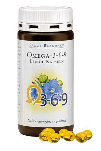 sanct-bernhard-omega-3-6-9-aceite-de-linaza-180-capsulas-1er-pack-1-x-119-g