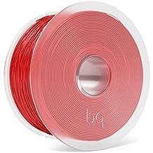 bq F000154 Easy Go Ruby Red, PLA filament, Diameter: 1.75 mm, Weight: 1KG (Refurbished)