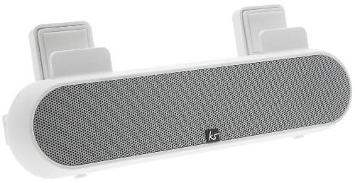 KitSound Universal Surround Sound Lautsprecher Ständer mit 3,5mm Klinkenstecker Kompatibel mit Smartphones, Tablets und MP3 Geräten einschl. iPhone 4/4S/5/5S/5C/6/6 Plus/6S/6S Plus, iPad 2/3/4/Air/Mini/Pro, iPod Nano 7, iPod Touch 5, Samsung - Case-kino Iphone 5c