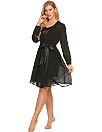 Kleid kurz transparent