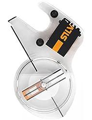 Silva Kompass–Race Jet rechts (Linkshänder) 73x 88x 11mm