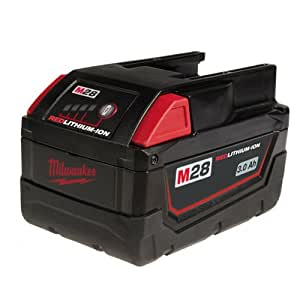 Milwaukee M28BX M28 Batterie Li-Ion 3,0 Ah