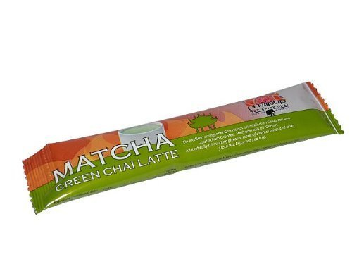 Darboven Chaipur Matcha Green Chai latte, Portionen 10 x 34g Instant Tee