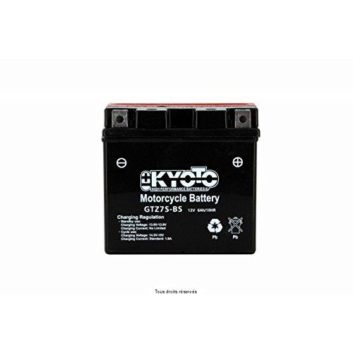 KYOTO - BATTERIA Ytz7s-bs - L114xl70xH105 - Senza Manutenzione - Fornita con acido