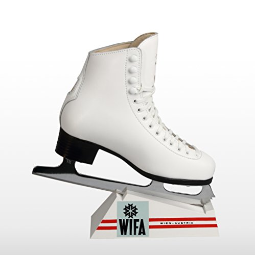 WIFA Eislaufschuhe Prima Hobby Weiß Damen (40)