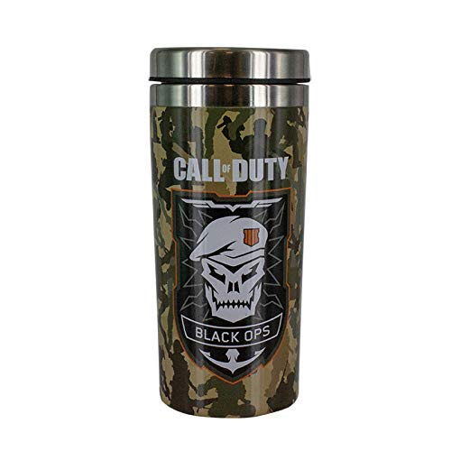 Call Of Duty Black Ops 4Thermobecher (Call Duty Getränke Of)