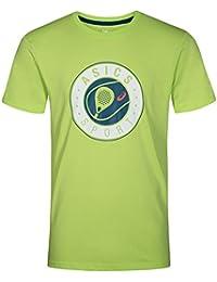 ASICS Camiseta SS Graphic Top Lima