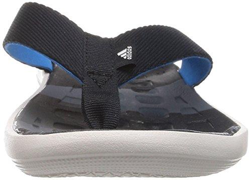 adidas Climacool Boat Flip D66599 Herren Sandalen Schwarz (Black 1/Solar Blue2 S14/Chalk 2)