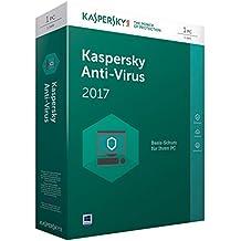 Kaspersky Anti-Virus 2017 Upgrade   1 Gerät  1 Jahr  PC   Download