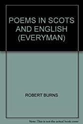 POEMS IN SCOTS AND ENGLISH (EVERYMAN)