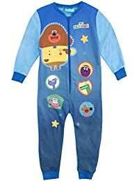 Hey Duggee Pijama Entera para niños Squirrel Club