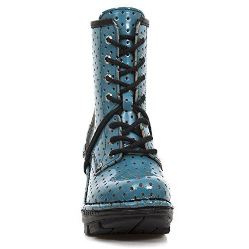 New Rock M.NEOTR008-R14 BLACK, BLUE